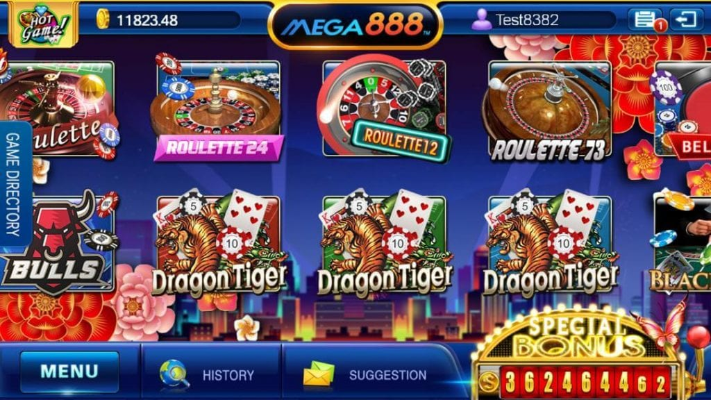 mega888 register online